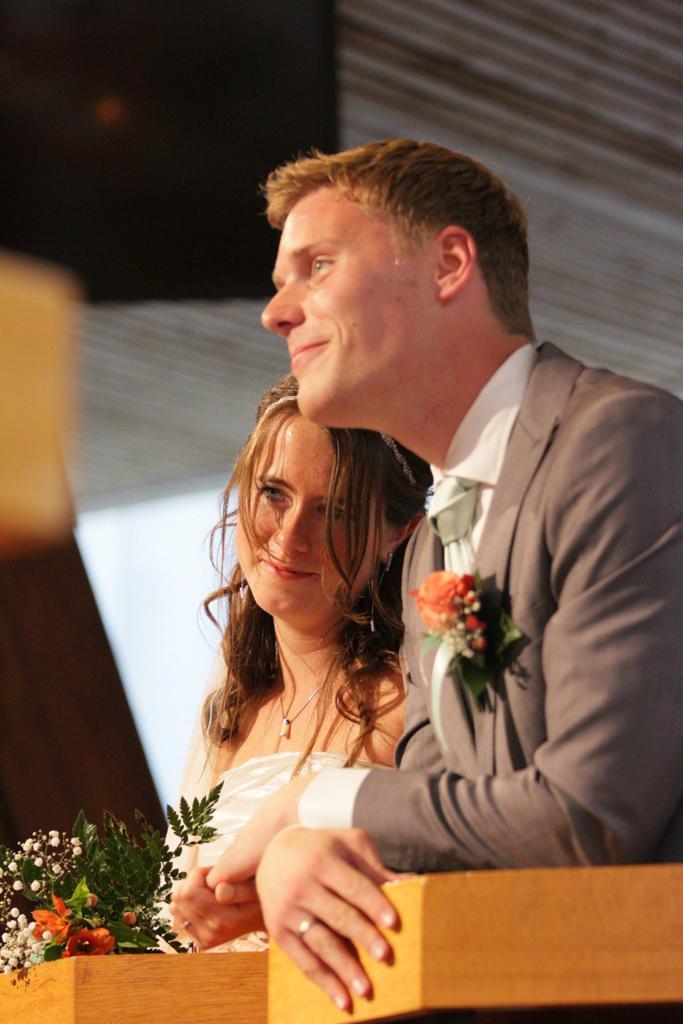 Persoonlijk trouwverhaal