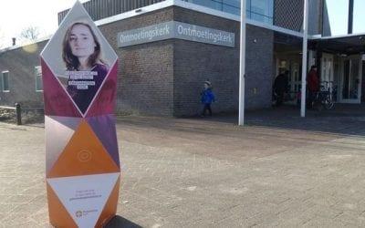 Kerk in Lelystad doet mee aan de campagne over twijfelen, troost en onthaasting