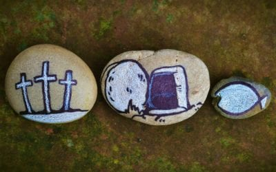 Vieringen in de Stille week en Pasen