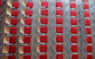 Coronamaatregelen in de Ontmoetingskerk