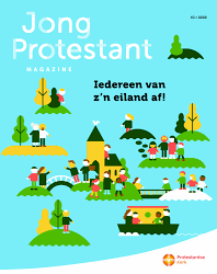 Ontmoetingskerk  in tijdschrift Jong Protestant