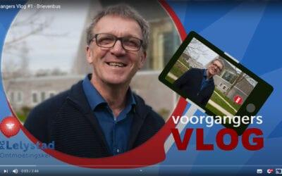 De eerste vlog van dominee Klaas!