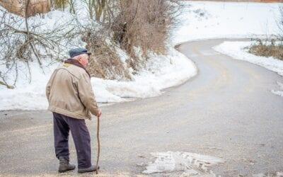 Nieuwsbrief voor ouderen – houd moed