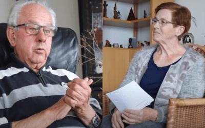 TERUGKIJKEN: Oud en jong in gesprek