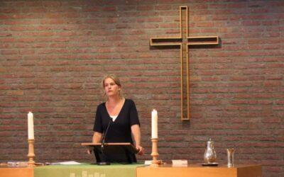 PGL gaat beroep uitbrengen op Eva Bruggeman als jongerenpredikant
