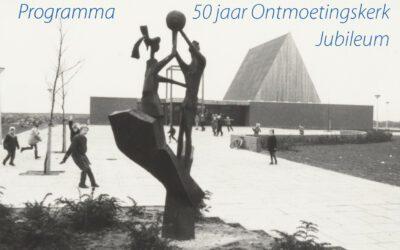 Feestweekend – 50 jaar Ontmoetingskerk