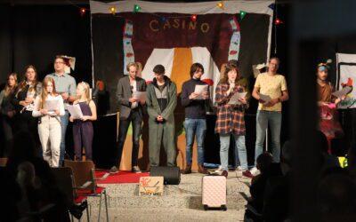 TERUGKIJKEN   Theaterweekend 2021: 'Wat een gezelligheid'